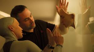 New Machina by We Talked To Filmmaker Alex Garland About His New Film U0027ex Machina