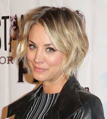 wendy malicks new shag haircut how kaley cuoco bypassed the awkward stages in growing out her