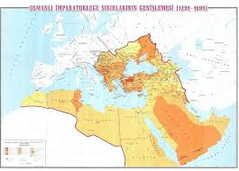 Definition Of Ottoman Turks Facts Of Ottoman Empire With Its Maps Istanbul Turkey Guide