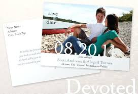 cheap save the date cards photo save the date cards save the date postcard devoted photo