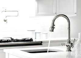 One Touch Kitchen Faucet Touch Faucet Kitchen Bathroom Touch Touch Faucet And Delta Kitchen