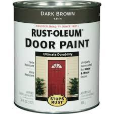 1 gallon rust oleum commercial dtm alkyd enamel paint navy gray
