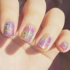 the best glitter nail art inspiration photo 1