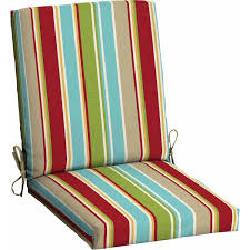 Patio Chair Cushions Set Of 4 Outdoor Seating Replacement Cushions For Outdoor Furniture