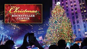 rockefeller center address tree lighting location in nyc