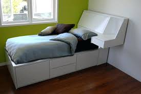 Twin Size Platform Bed Plans by Twin Size Storage Bed U2013 Robys Co