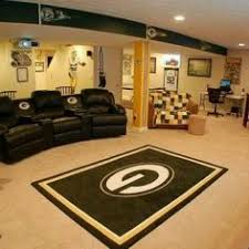 would love to have a packer basement in my future house green