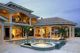 plan 66070we stunning two luxury home plan florida house