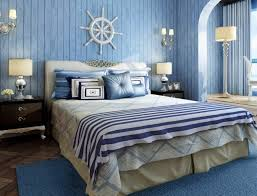 style chambre a coucher ma chambre à coucher au style marin ma deco maisons