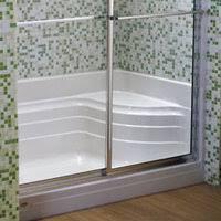 shower bases at fergusonshowrooms