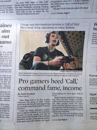 Chicago Tribune News Desk Optic Gaming On Twitter