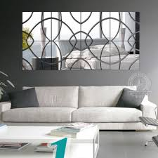 Mirror Wall Decor by Online Get Cheap Wall Sticker Mirror Aliexpress Com Alibaba Group