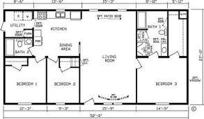 3 bedroom floor plan baraboo wi manufactured home builders fairmont homes blackhawk