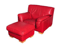 ottomans leather chair ottoman red accent chairs glider