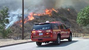 Wildfire Lompoc Ca by Ferocious Wildfires Scorch Calif As Extreme Heat Wave Starts To