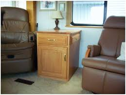 Small Desk With Pull Out Drawer Custom Built Rv Desks Country Craftsman U0026 Woodworking