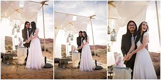 moroccan wedding inspiration in the valley of fire boho weddings