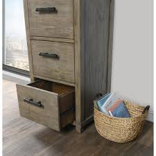 reclaimed pine filing cabinet kasey reclaimed pine 3 drawer filing cabinet by kosas home free