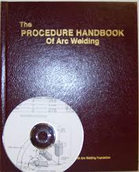 the procedure handbook of arc welding 14th edition james f