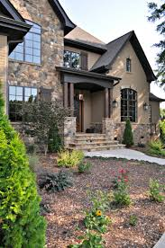 Home Design Color Ideas Best 25 Stone Exterior Houses Ideas On Pinterest Diy Exterior