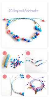 diy make bracelet images Diy wish bracelet tutorial jpg