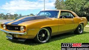 camaro for australia australia s best 1969 camaro