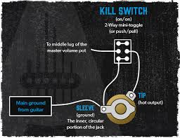 what is a killswitch on an electric guitar andertons blog