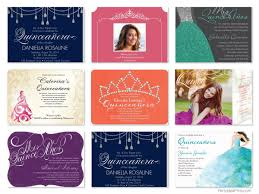 invitations for quinceaneras ideas haskovo me