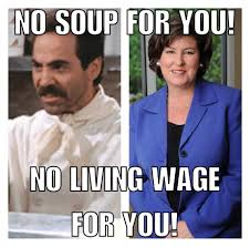 No Soup For You Meme - democratic avengers blueavengers twitter