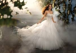 cinderella style wedding dress pastel plasma alfred angelo wedding dresses