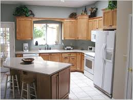 simple l shaped kitchen design with gray wall l shaped kitchen