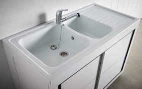 meuble cuisine avec evier impressionnant meuble sous evier 90 avec carea sanitaire