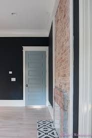 our chic black master bedroom suite door paint colors wall