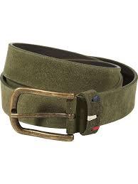 light brown suede belt exibit green suede belt for men