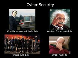 It Security Meme - image 251258 what people think i do what i really do know