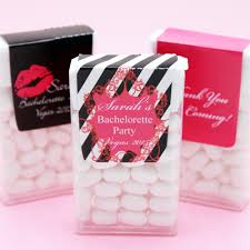cheap personalized party favors bachelorette personalized tic tacs favors bachelorette party