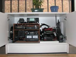 Small Office Desk Radio by Ham Radio In The Big Apple