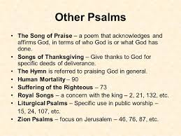 chapter 7 israel s sacred songs psalms song of songs and
