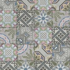 Moroccan Pattern Art Moroccan Wall by Rasch Moroccan Tile Pattern Wallpaper Realistic Faux Effect 526301