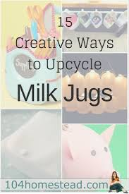 12 uses for an old milk jug don u0027t throw them away