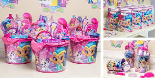 party favors shimmer and shine party favors shimmer and shine toys party city