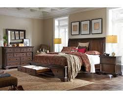 aspen home bedroom furniture aspenhome bedroom set w sleigh storage bed bancroft asi08 400sset