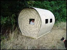 How To Make A Hay Bail Blind Has Anybody Made Haybale Blinds