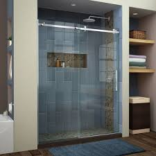 dreamline enigma air 56 to 60 in frameless sliding shower door