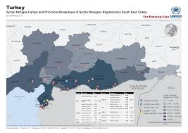 Map Of Israel And Syria by Syrian Refugee Camps Wikipedia