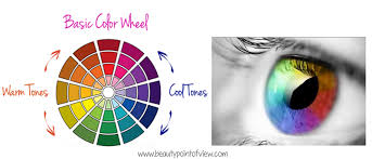 color wheel for makeup artists how to make your eye color stand out beauty point of view