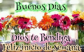imagenes buenos dias ya es lunes dilo con flores y tarjetas buenos días lunes