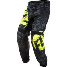 fly maverik motocross boots fly racing 2018 kinetic outlaw black hi vis gear set at mxstore