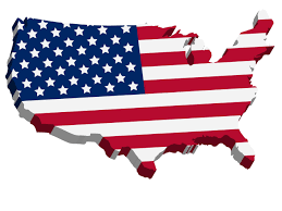 Puerto Rico Flag Gif Usa Map With Rippling Flag Animation Stock Footage Video 1971364