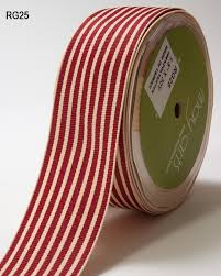 striped grosgrain ribbon 1 5 inch burgundy striped grosgrain ribbon buy ribbons online